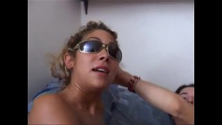 Amateur Lesbians are licking her pussy until orgasm