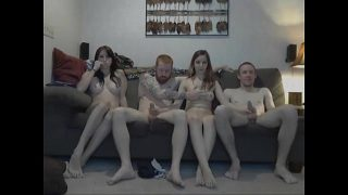 horny lesbian babes having amazing time