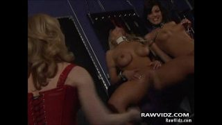 Horny Lesbians Get Nasty