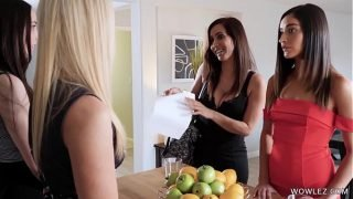 I know you are shy and innocent, Emily! – India Summer and Emily Willis