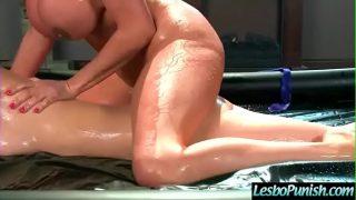 Punish Lesbian Sex Tape With Horny Girls (adessa&ariella)